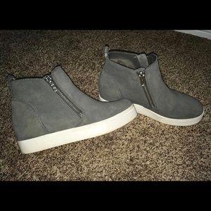 Steve Madden Sneaker Boots